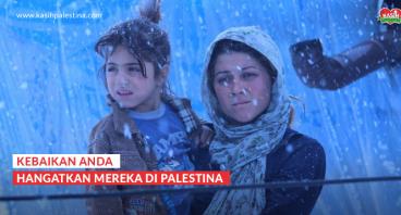 Hangatkan Kembali Palestina