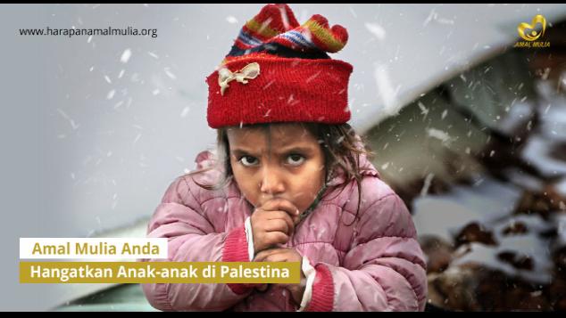 Winter Aid: Musim Dingin yang Hangat