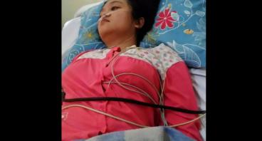 Indira dan Penyakit Guillain Barre Syndrome (GBS)