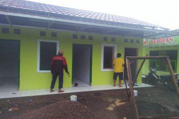 Penyelesaian rumah huni yatim piatu