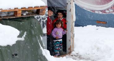 Berbagi Kehangatan Untuk Syria