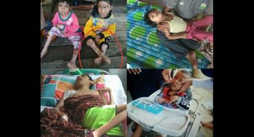 Mari Bantu Korsi Roda untuk 20 Anak Distabilitas