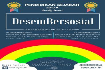 DesemBerSosial
