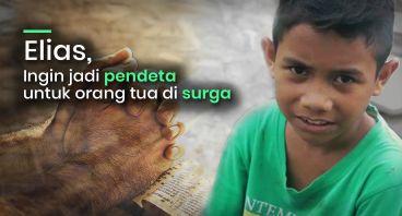 Kado Natal Elias Yatim Piatu NTT & 1000 Anak Yatim