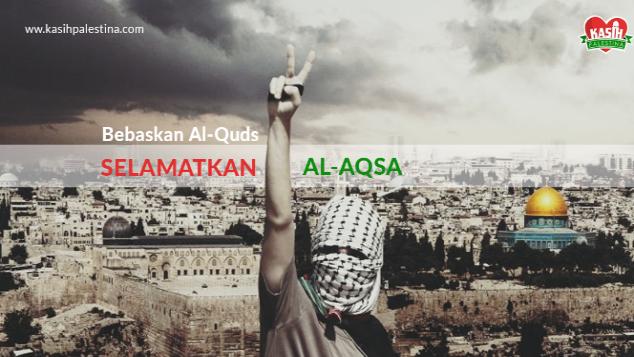 Bersama Selamatkan Al-Aqsa!