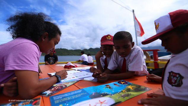 Dukung Upaya Konservasi Alam bersama WWF-Indonesia