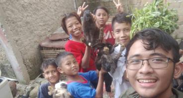 #WAKAFKEKINIAN Kebab Kelinci Nusantara