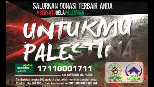 Bersatu Bela Palestina
