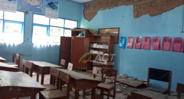 Bersatu Bantu Korban Gempa Jawa Barat