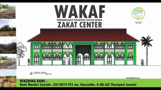 Pesantren Tahfiz GRATIS Yatim dan Dhuafa Cirebon