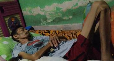 Relawan Kemanusiaan Sakit TB Paru, Butuh Biaya