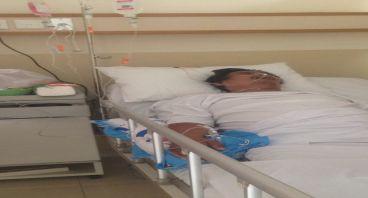 Bantu biaya rumah sakit pengemudi ojek online
