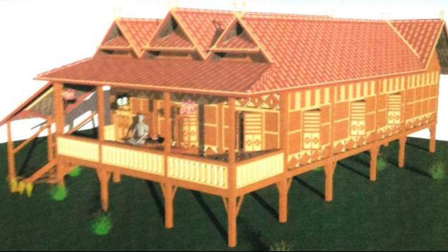 Bangkitkan Istana Kesultanan Dompu