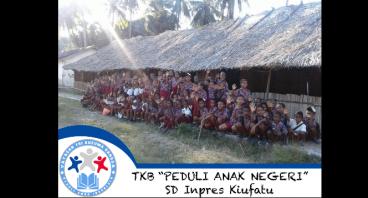 Mari Bantu SD Kiufatu Menggapai Pendidikan Layak