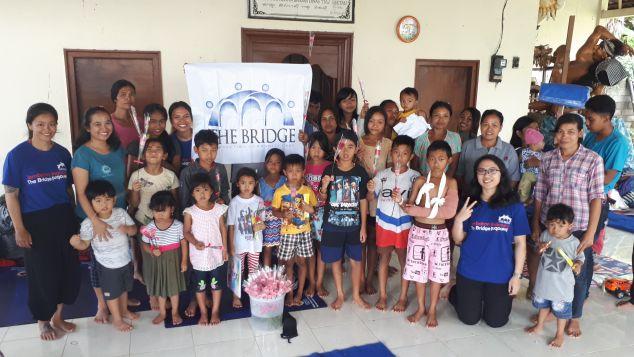 Dukung Misi Kemanusiaan The Bridge Indonesia