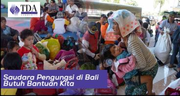 TDA Peduli Gunung Agung Bali