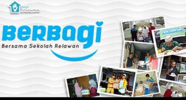 Program Kebaikan Sekolah Relawan