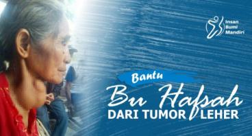 BANTU BU HAFSAH DARI TUMOR LEHER