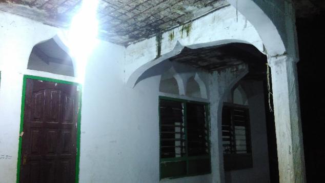 Masjid Nurul Amamah Menuju Renovasi Pertama