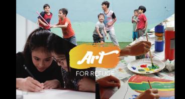 Bantu Pendidikan Anak-anak Refugee di Indonesia