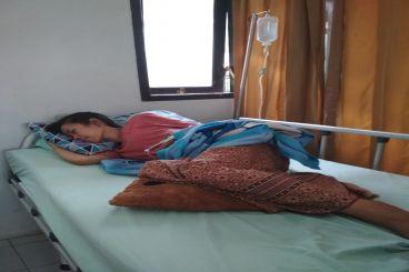 Donasi untuk Zakiyyah Penderita Leukimia