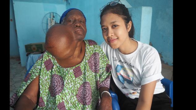Pengobatan untuk Pantai Gading