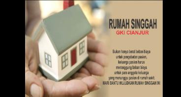 Rumah Singgah GKI Cianjur