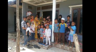 Pembebasan Tanah Wakaf Anak Dhuafa danTerlantar