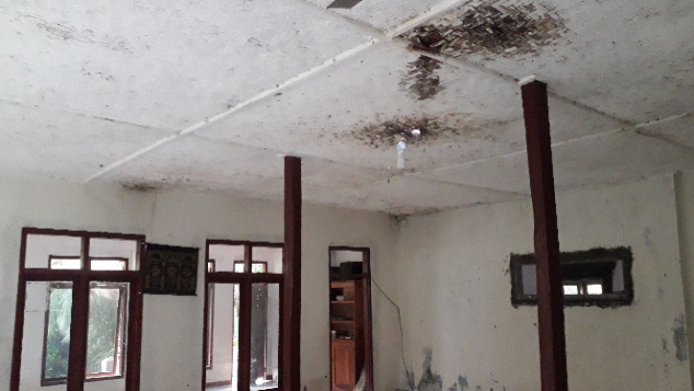URGENT | Renovasi Masjid Jamie Baiturrahmah