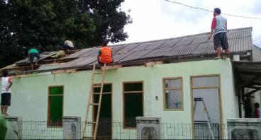Pembangunan Pondok Pesantren Miftahul Barokah