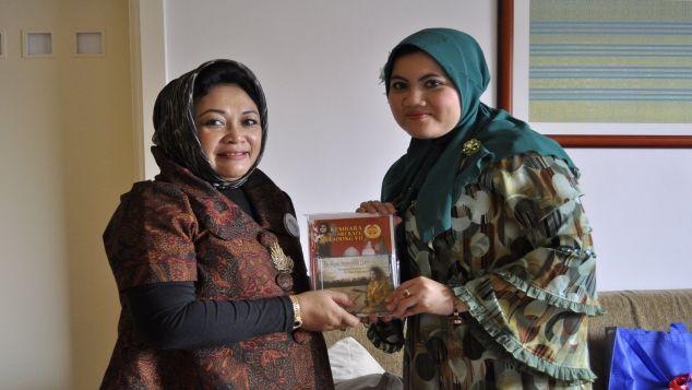 support untuk calon pemimpin Bandung Barat