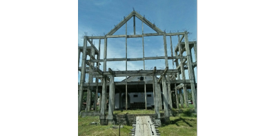 Bantu Pembangunan Gereja