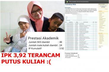 Beasiswa Kuliah untuk Neng Widi