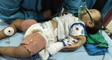 Bantu Adik Dzakir Sembuh dari Sakit Jantung TOF