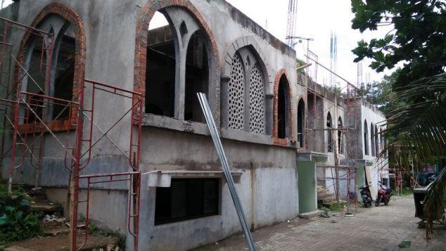 Bantu Bangun Masjid Madinatunnajah TangSel