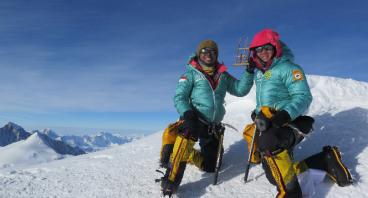 WISSEMU Menuju Everest!