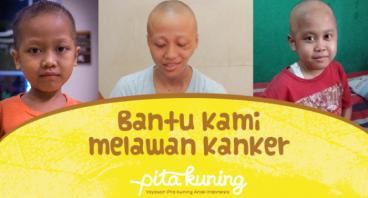 bantu mereka melawan cancer