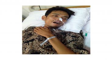 Bantu Arfan lawan kelumpuhan karena virus