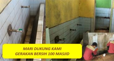 Gerakan Bersih Masjid dan Musholla