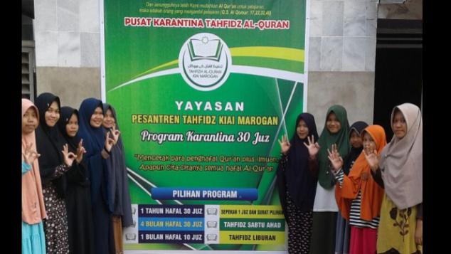 Pelatihan Life Skill untuk Anak Penghafal Al Quran