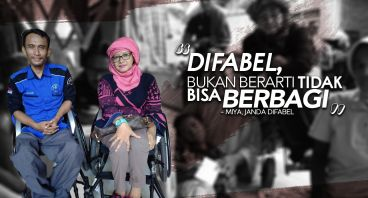 Rumah Berkarya Untuk Ratusan Kaum Disabilitas