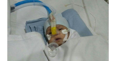 Bantu SALWA Untuk Operasi Penyempitan Jantungnya