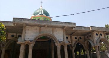 Bangun Mesjid Baitul Muttaqin