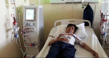 Transplantasi ginjal Acid setelah 12th cuci darah