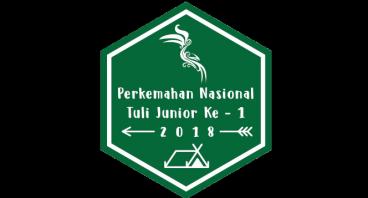Perkemahan Nasional Junior Tuli ke -1