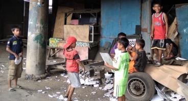 Peduli Pendidikan - Kampung Nelayan, Cilincing