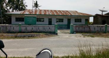 Madrasah Ibtidaiyah Desa Guntung Terancam Tutup