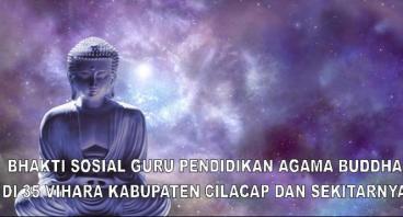 Bakti Sosial Guru Pendidikan Agama Buddha