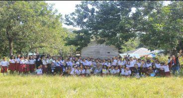 Generator Listrik untuk anak pelosok Kalimantan