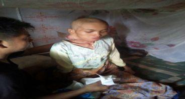 Bantu Mbak Tumini Melawan Kanker Tonsil